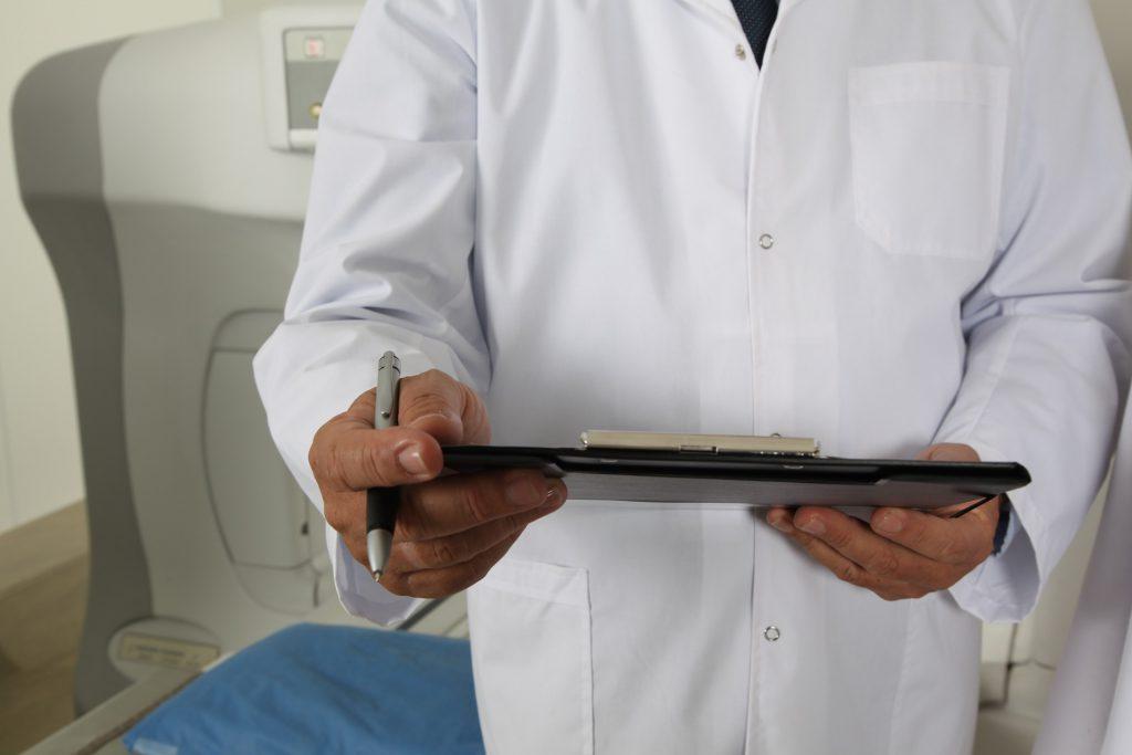 Arbeitsunfähigkeitsbescheinigung heilbronner Arztpraxis